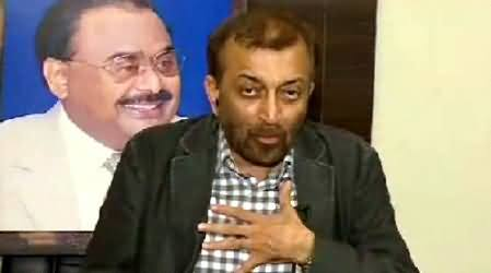 Farooq Sattar Reply to The Allegation of Nabil Gabol About Capturing MQM Leadership