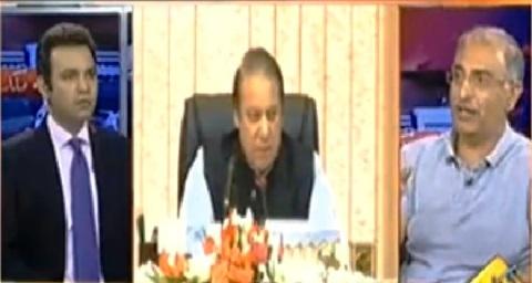 Farrukh Saleem Proved that Current Govt is Responsible For Flood Disaster