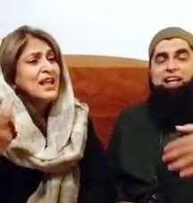 fauzia kasuri and junaid jamshed relationship