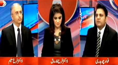 Fawad Chaudhry Analysis on Complete Ban on Altaf Hussain by Courts