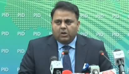 Fawad Chaudhry Complete Press Conference - 19th March 2019