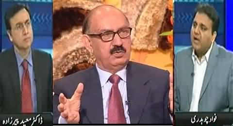 Fawad Chaudhry & Moeed Pirzada Proved Irfan Siddiqui's Links with Maulana Abdul Aziz