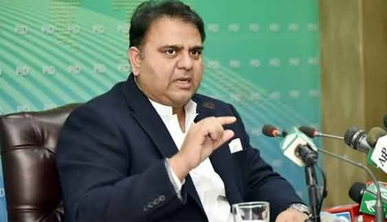 Fawad Chaudhry's Tweet Regarding Govt's Agreement With TLP