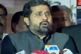 Fayayz ul Hassan Chohan Addressing Media in Lahore - 16th October 2018