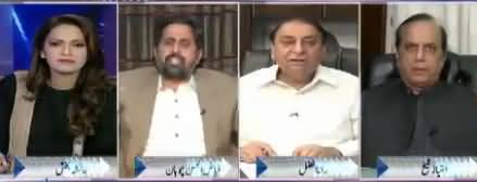 Fayaz Chohan Befitting Reply To PMLN's Rana Afzal Over His Criticism on PTI Agreement With TLP