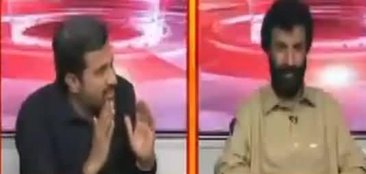 Fayaz Chohan Cracks A Very Funny Joke on Fazal ur Rehman & Calls Him Maraasi
