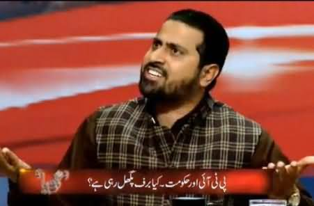 Fayaz-ul-Hassan Chohan Blasted JUIF and Exposed Their Hypocrisy in Live Show