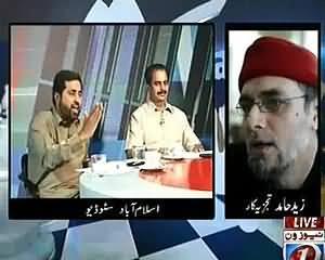 Fayaz ul Hassan Chohan (PTI) Exposing Indian Conspiracies