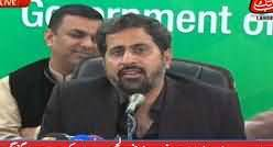 Fayaz ul Hassan Chohan's Befitting Reply To Asif Zardari on His Speech Against PTI Govt