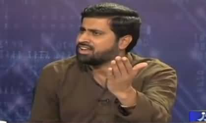 Fayaz-ul-Hassasn Chohan Once Again Blasts on Altaf Hussain with Abusive Words