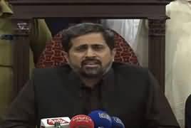 Fayyaz ul Hassan Chohan Press Conference - 13th July 2019