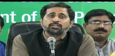 Fayyaz ul Hassan Chohan Press Conference, Gives Befitting Reply To India