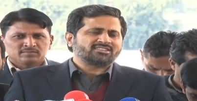 Fayyaz Ul Hassan Chohan's Media Talk in Lahore - 14th December 2018