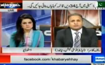 Fazal-ur-Rehman Lost Kashmir Committee, Not Even a Member, Imran Khan is Not in Any Committee