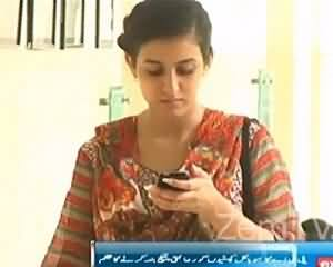 Female Students Are Unhappy on PTA Decision To Block SMS and Call Packages