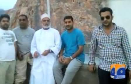Officers May Be Indulge In Trouble Who Went To Dubai to Arrest Uzair Baloch