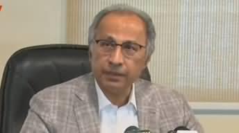 Finance Adviser Dr. Abdul Hafeez Sheikh Press Conference - 25th March 2020