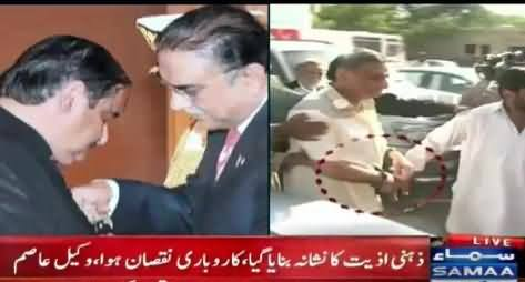 FIR Against Waseem Akhtar, Will Police Arrest Him, Listen Nadeem Malik Analysis