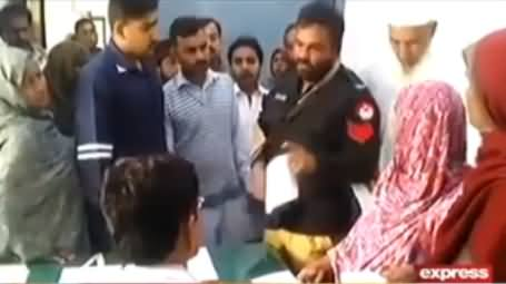 FIR Filed Against Punjab Police's Constable Who Posted A Video on