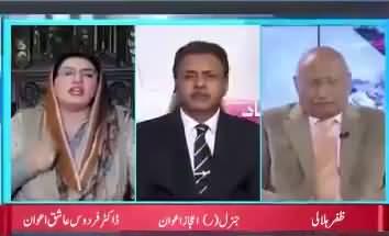 Firdaus Ashiq Awan Exposing PTI Briefcase Tickets !