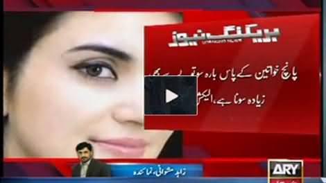 Five Top Gold Owners Women Politicians: Firdous Ashiq, Kashmala Tariq and Three Others