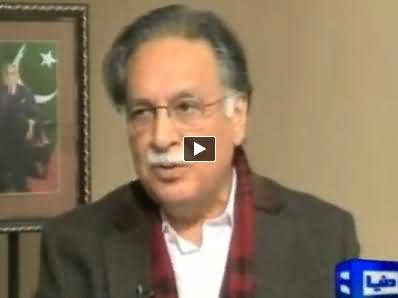 Follow Up (Special Talk with Information Minister Pervez Rasheed) – 28th November 2014