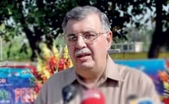 Former IG Police KPK Malik Naveed Khan Arrested in 1.8 Billion Rs Corruption Scandal