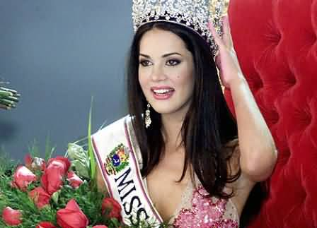 Former Miss Venezuela Monica Spear Shot Dead in Front of Her Daughter