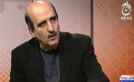 Former PTI Spokesman Akbar S Babar Putting Serious Allegations on Imran Khan