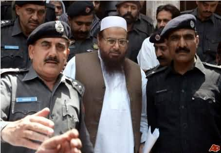 Forty Police Commandos Are Appointed For Security of Hafiz Saeed