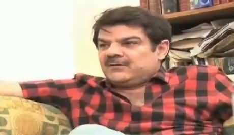 Friendly Opposition (Mubashir Luqman Exclusive Interview) – 23rd April 2016