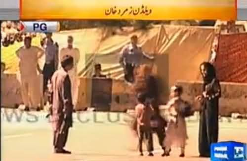Full Video of Arrest Operation of Sikandar (Terrorist in Islamabad) From Different Angles
