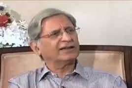G For Gharida (Aitzaz Ahsan Exclusive Interview) – 30th March 2018
