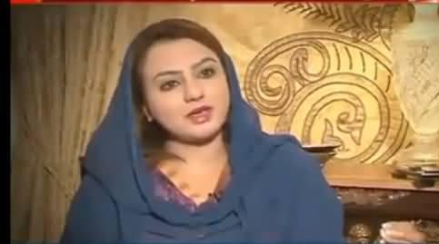 G For Gharida Farooqi (Bad Governance) - 27th August 2016