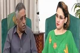 G For Gharida (Governor Sindh M Zubair Exclusive Interview) – 6th May 2018