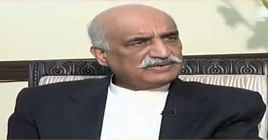 G For Gharida (Khursheed Shah Exclusive Interview) – 2nd August 2018