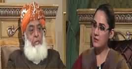 G For Gharida (Maulana Fazal Ur Rehman Exclusive Interview) – 4th February 2019