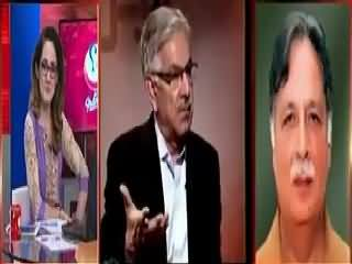 G For Gharida (PMLN In Trouble Due to Mushahid Ullah Statement) – 15th August 2015