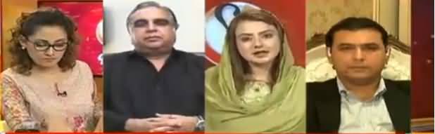 G For Gharida (PMLN Strategy After JIT Report) - 15th July 2017