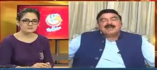 G For Gharida (Sheikh Rasheed Exclusive Interview) - 22nd July 2017