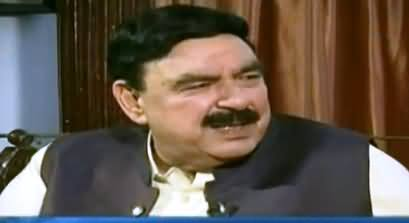 G For Gharida (Sheikh Rasheed Exclusive Interview) - 29th June 2017
