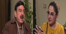 G For Gharida (Sheikh Rasheed Exclusive Interview) – 6th February 2019