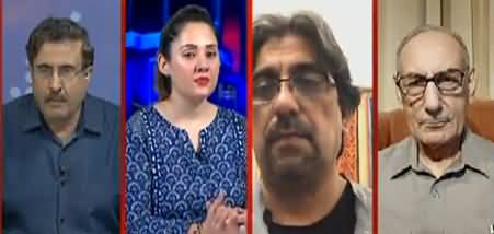 G For Gharidah (Cracks Between PMLN And PPP) - 8th July 2021