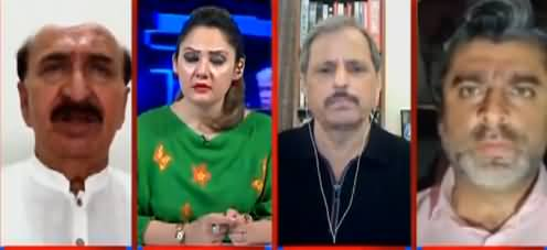 G For Gharidah (Is PMLN Doing Politics of Resistance?) - 15th July 2021