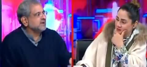 G For Gharidah (Shahid Khaqan Abbasi Interview) - 18th January 2021