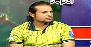 Game Beat On Waqt News (World Cup Special) – 7th March 2015
