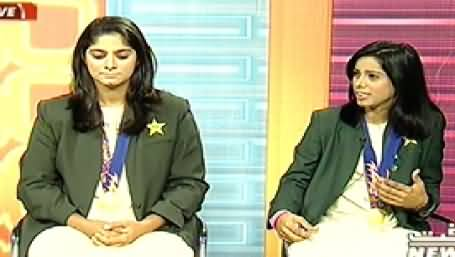 Game Beat (Special Program on Women Sports) – 4th October 2014
