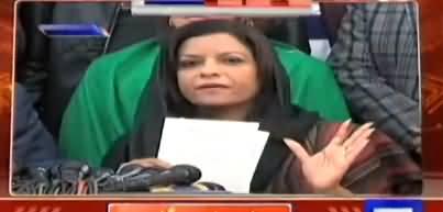 Geedar Aur Gidh Sindh Per Qabza Nahi Kar Sakte, PTI Wale Apni Fikar Karein - Nafisa Shah