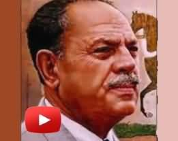 General Ayub Khan Rare Speech on 6th September 1965, When India Attacked Pakistan