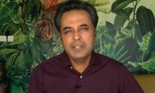 General Ayub Khan Se General Bajwa Tak - Talat Hussain Analysis